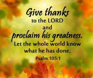proclaim greatness