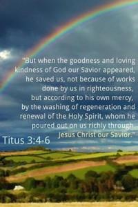 Titus 3 4 to 6